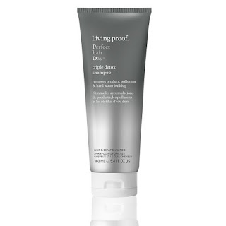 Living Proof Perfect Hair Day Triple Detox Shampoo paraben free