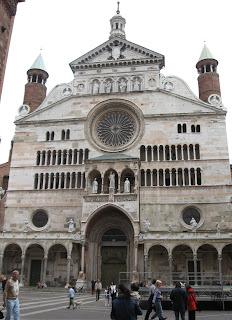 Photo of Cremona's Duomo