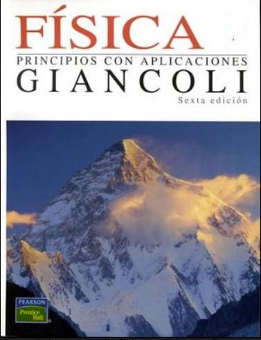 FÍSICA 1. 6ed Principios con aplicaciones en pdf