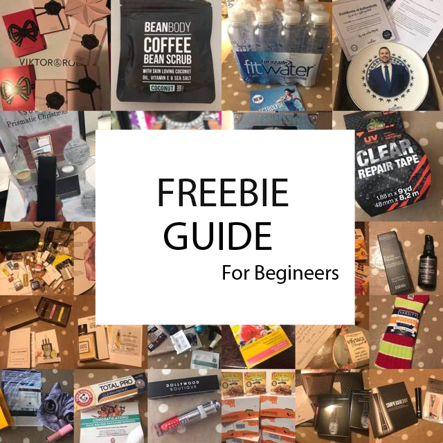 FREEBIE GUIDE FOR BEGINNERS