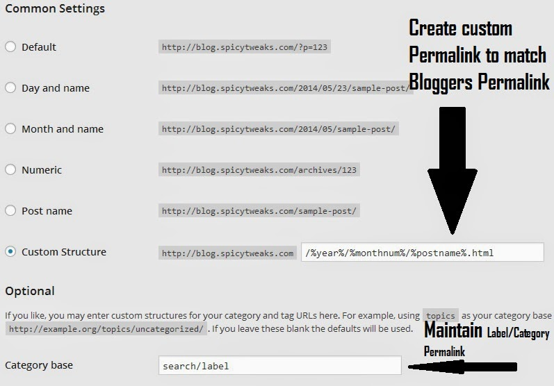 How to Migrate from Blogger to WordPress without losing Pagerank