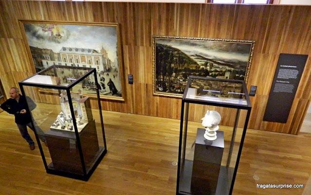 Museu de História de Madri, no bairro de Chueca