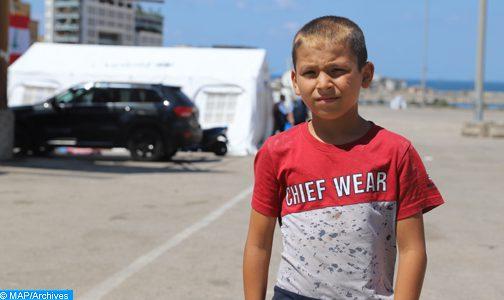اليونيسيف تعرب عن القلق بعد إصابة 70 طفلا في احتجاجات شمال لبنان