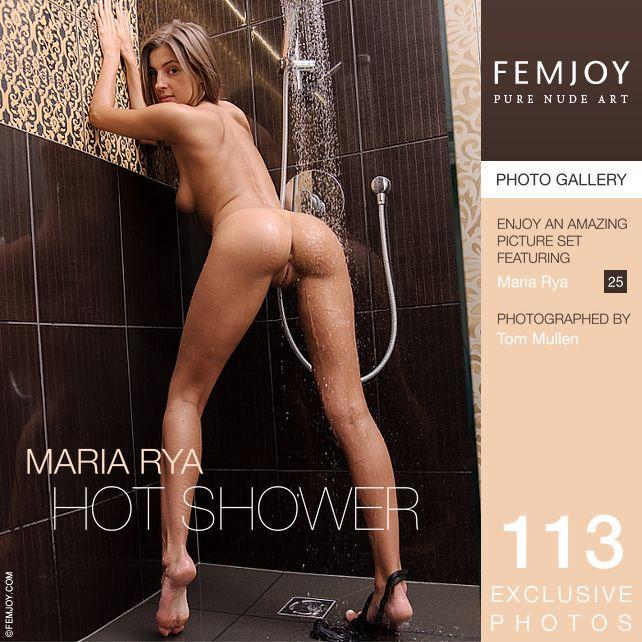 5RqQoy8m FemJoy - Maria Rya - Hot Shower femjoy 08200
