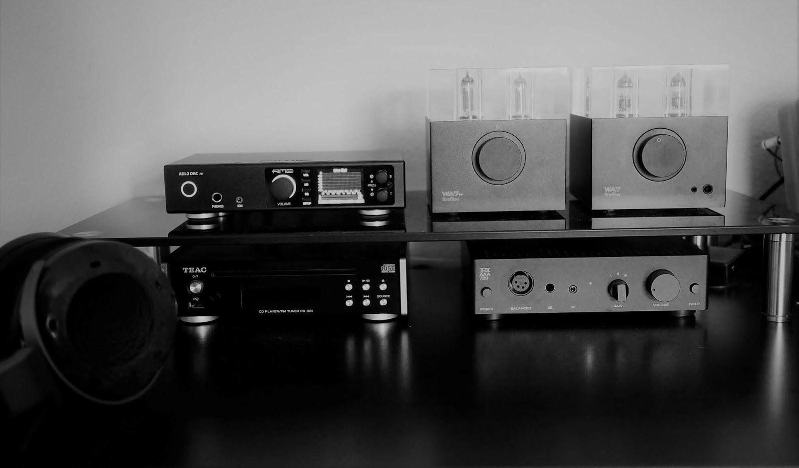 Impressions of my Set-Up: RME ADI-2 DAC, Woo Audio WA7