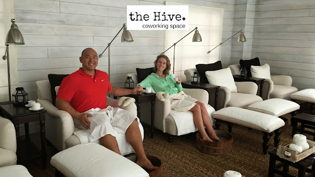 The Hive Coworking Space