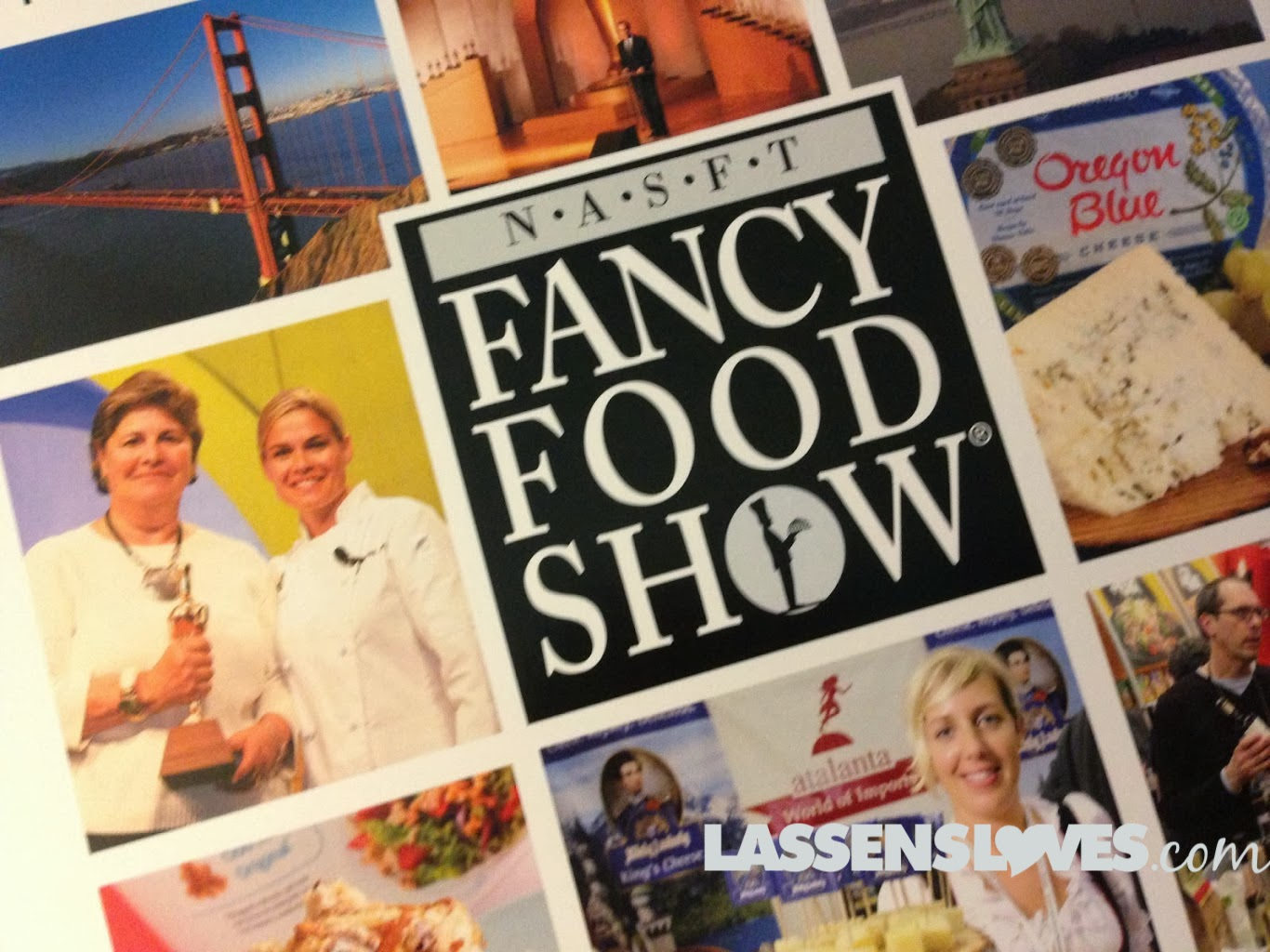 fancy+foods+show, San+Francisco
