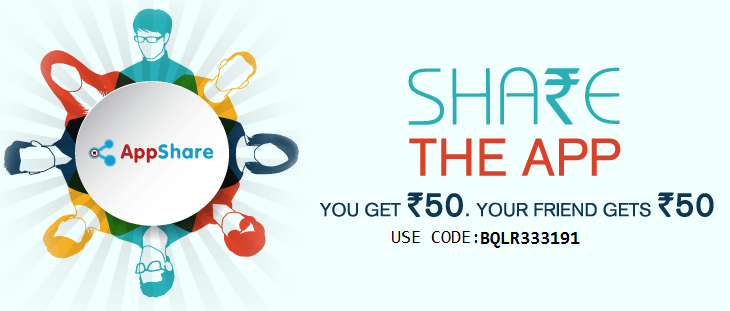 snapdeal-app-share