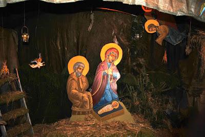 Στη φάτνη του Χριστού ζεσταίνονται οι ανθρώπινες καρδιές φώναξαν τα παιδιά της ενορίας Κεστρίνης