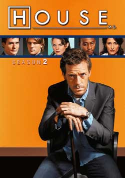 House (2005) Season 2 Complete