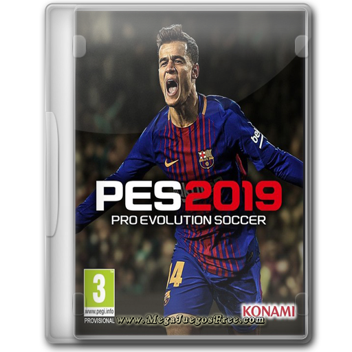 Pro Evolution Soccer 2019 Full Español