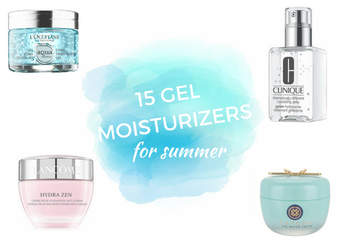 top hydrating gels for hot weather humidity