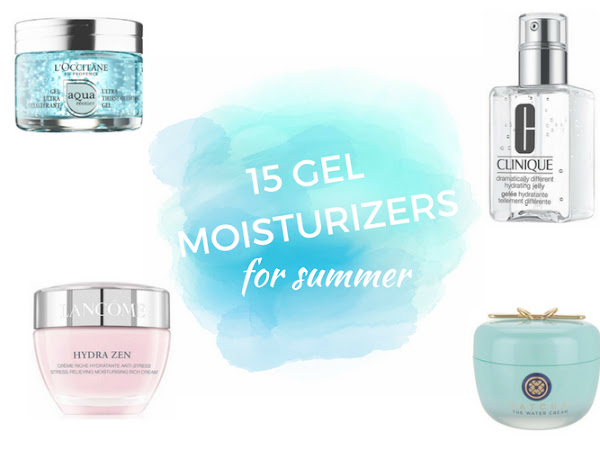 15 Gel Moisturizers for the Summer