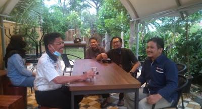 Wakil Walikota Tangerang Sachrudin Menyambut Baik Kehadiran AJV, Korantanggsel.com