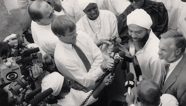 Siyahi İbraniler (Black Hebrew İsrailetes) ve Yahwe Ulusu