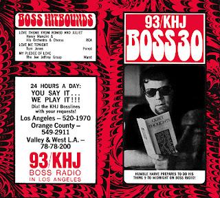 KHJ Boss 30 No. 203 - Humble Harve