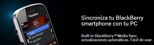 BlackBerry Software Downloads 2 Blackberry desktop software v7 1