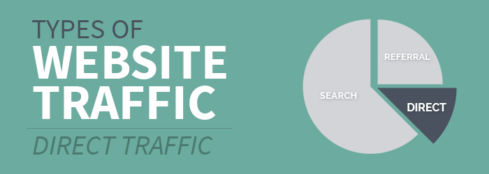 How to increase direct traffic to your website
