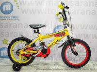 Sepeda Anak Wimcycle Demon BMX 16 Inci
