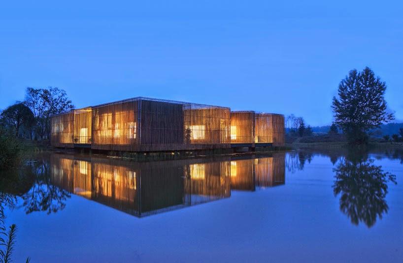 Arquitetura em Bambu