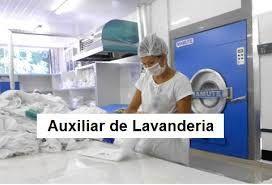 Auxiliar de Lavanderia