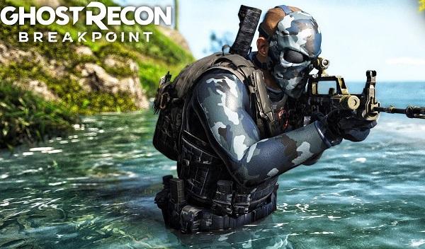 لعبة Ghost Recon Breakpoint تحصل على تحديث ضخم جدا