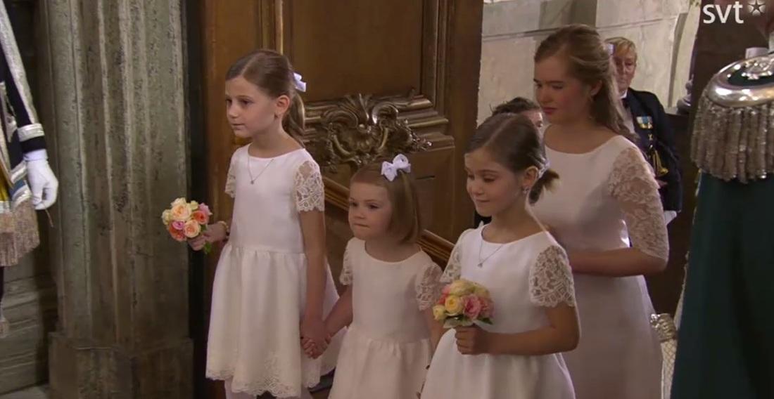 Huwelijk Prins Carl Philip En Prinses Sofia Van Zweden De