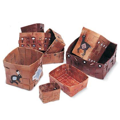 Paper Baskets Decoration