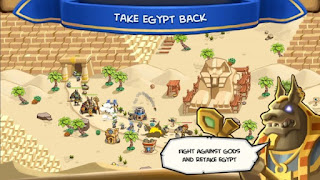 Game Android Empires of Sand TD v3.50 Mod Apk (Unlimited Gold)