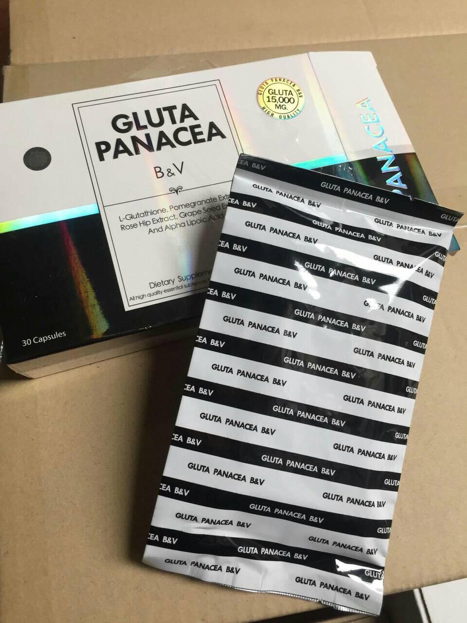 Gluta Panacea B & V Pang WINKWHITE