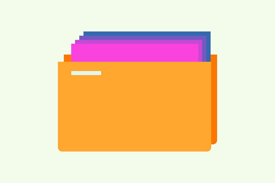 mengubah icon folder