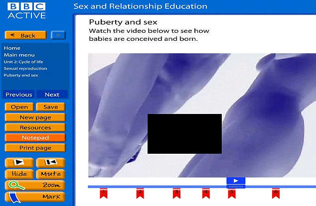 Sex Education Video Intercourse 77