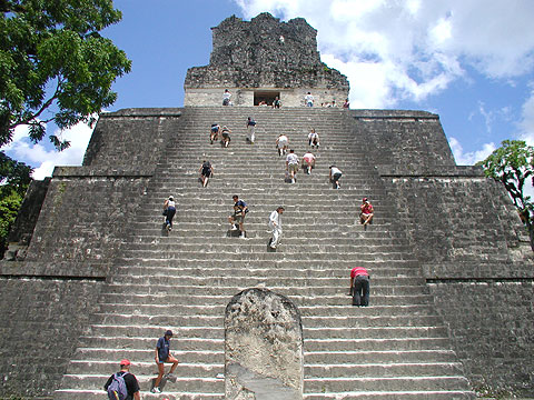 Can Maya sites jump-start Mexico tourism?