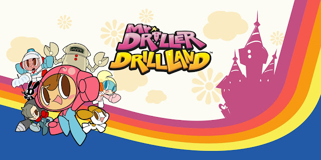 Análise: Mr. Driller: DrillLand renova e traz um dos melhores puzzles do GameCube para o Switch