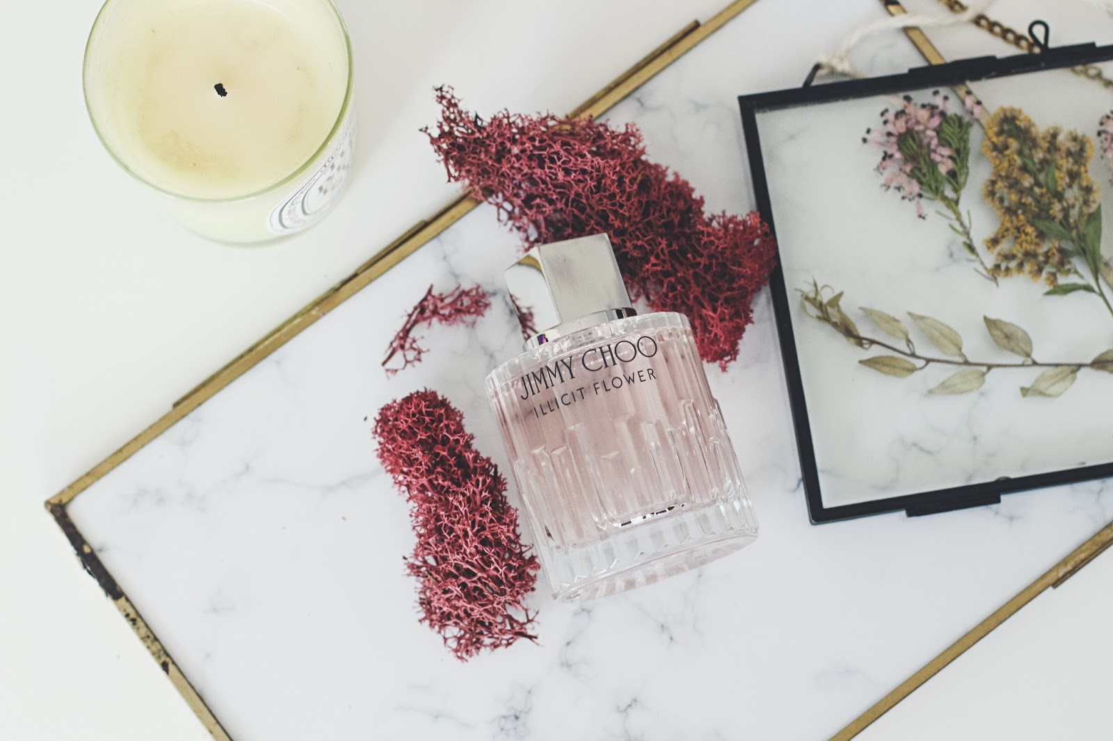 Concours Parfum Illicit Flower Jimmy Choo