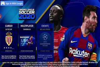 Download Game Android DLS 20 MOD UCL 19/20 BEST HD