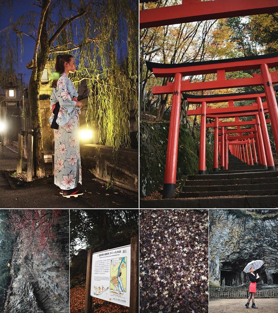yukata basalt caves and park travel kinosaki kimono onsen