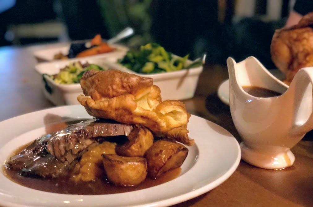 11 Woodland Walks to try in North East England this Autumn - woodsmans arms sunday lunch