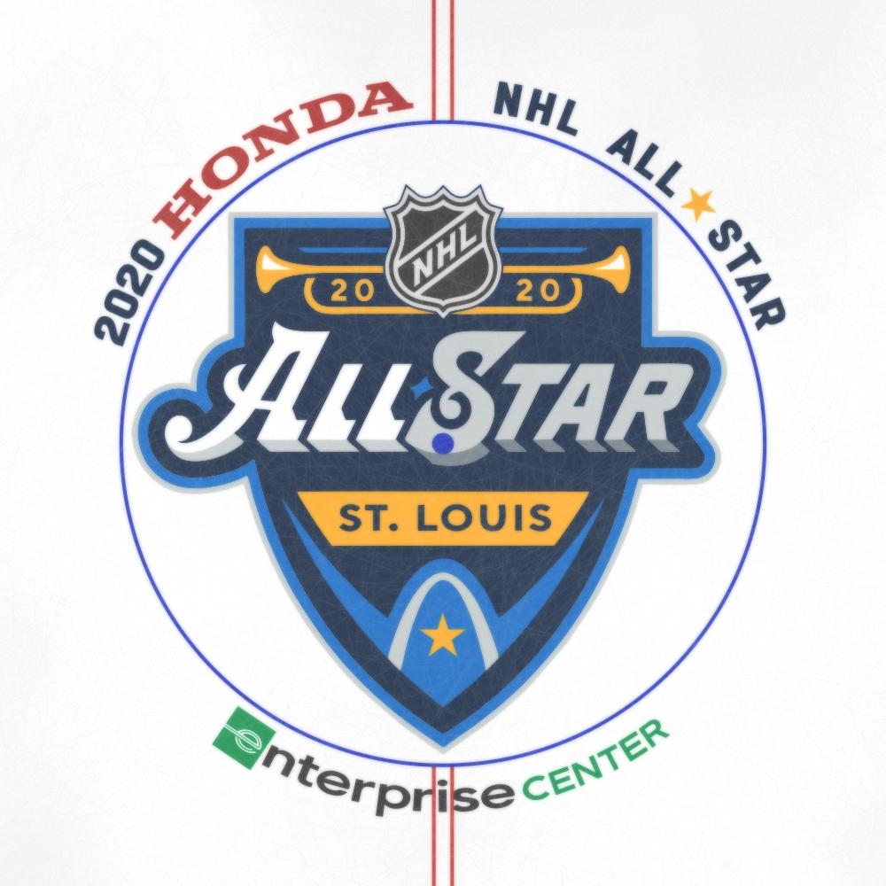NHL All Star St. Louis