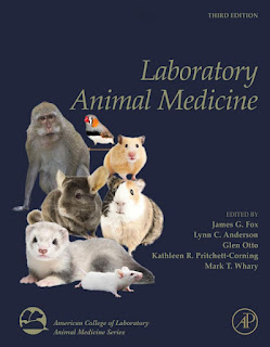 Laboratory Animal Medicine 3rd Edition