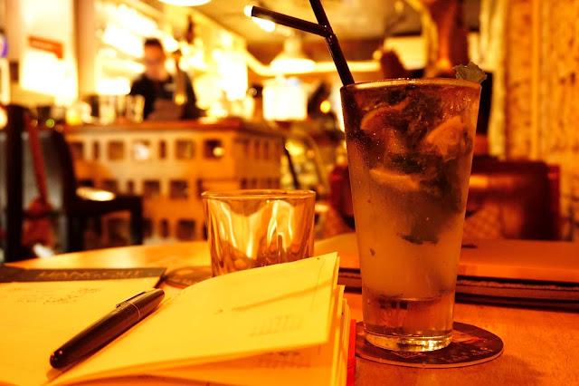 天母酒吧 Hangout Cocktail Bar - Mojito