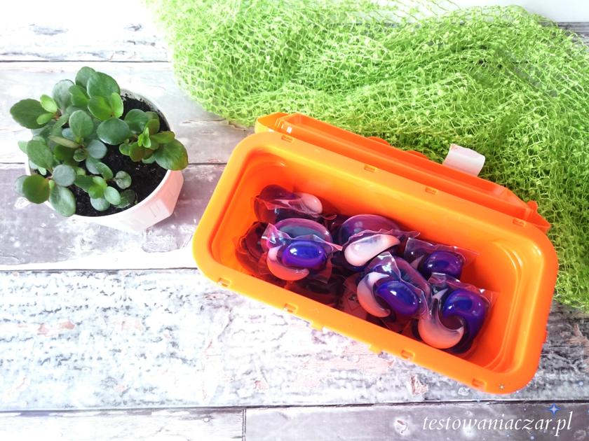 Kapsułki do prania Vizir 3-in-1 Pods Alpine Fresh