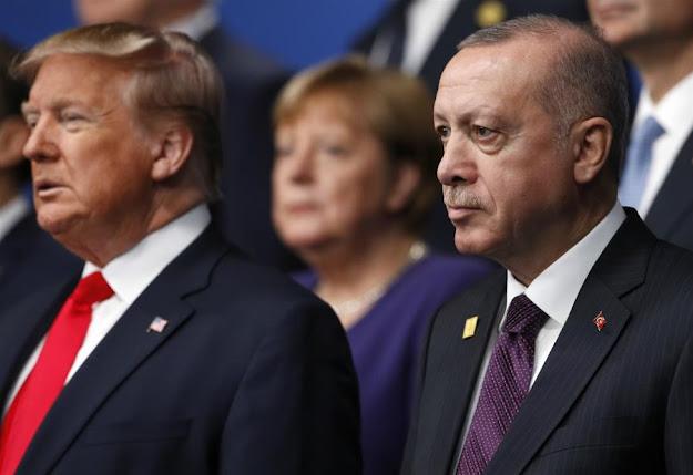 Τραμπ: Τα πάω καλύτερα με «σκληρούς» ηγέτες όπως ο Ερντογάν
