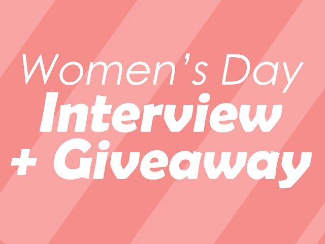 International Women's Day: Interview with 6 Singaporean Bloggers and Giveaway (Worth $1000++)