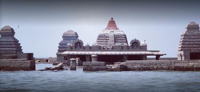 Sangameshwara temple Kurnool History