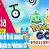 El evento especial de fin de semana se retrasa en Japón en Pokémon GO!