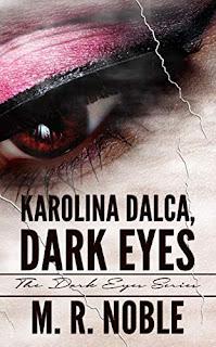 Karolina Dalca, Dark Eyes by MR Noble