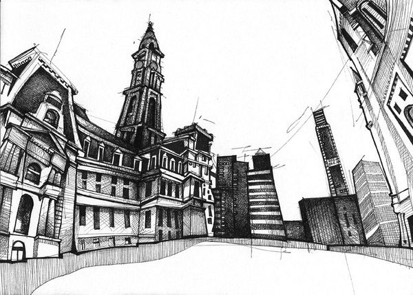 03-Gregor-Louden-Architectural-Drawings-of-our-Streets-www-designstack-co