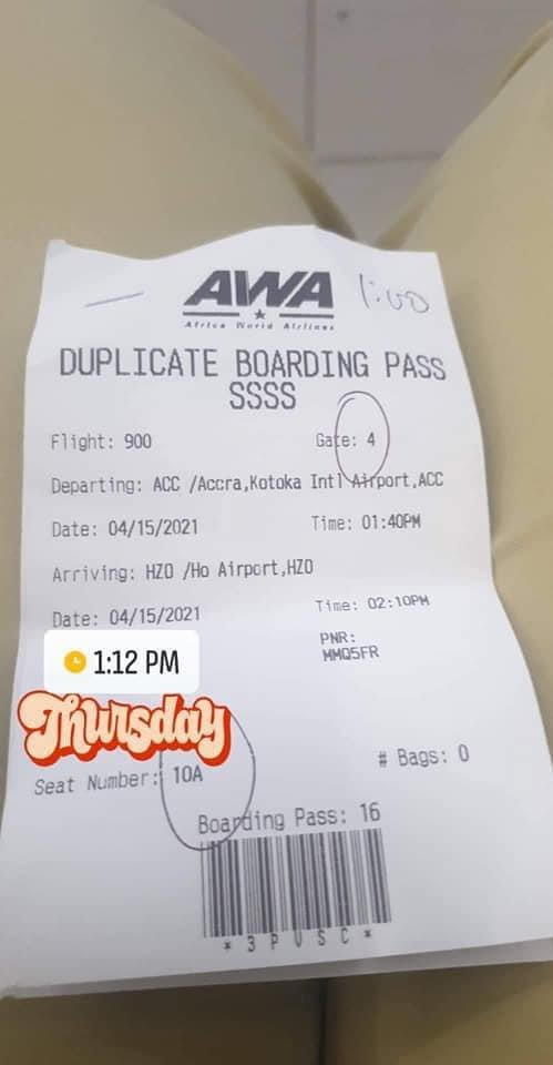 The cost of travelling between Ho to Accra is pegged at GHS99.