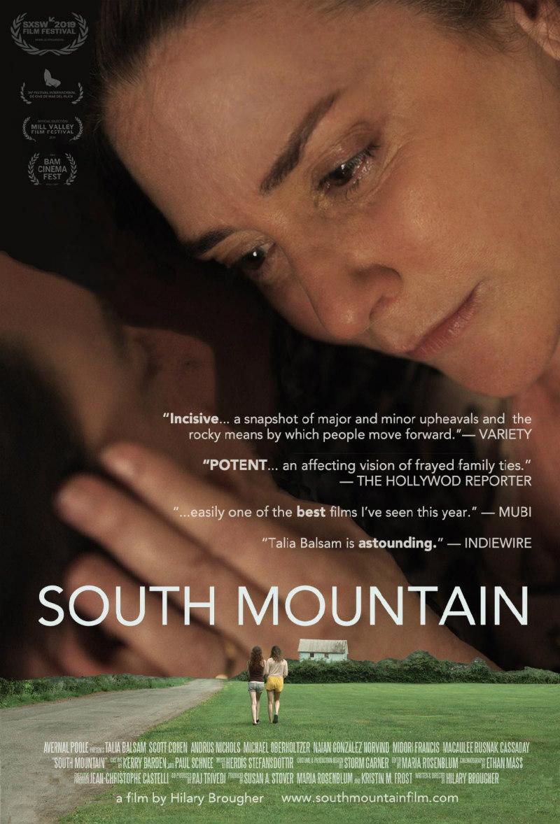 south mountain poster